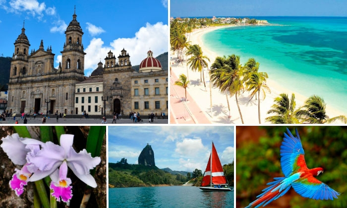 Requisitos para viajar a Colombia