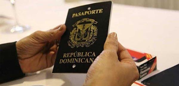 pasaporte republica dominicana