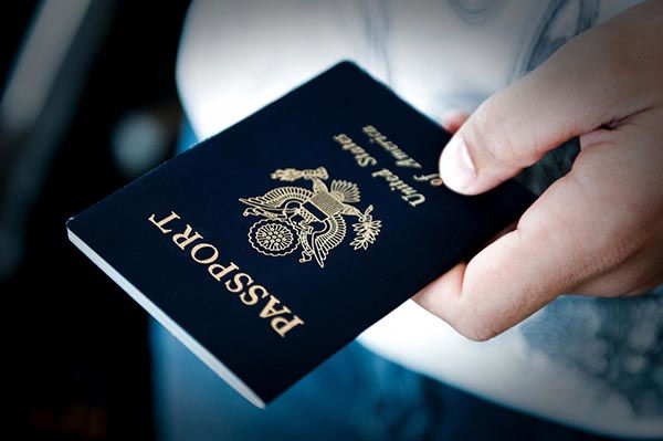 requisitos sacar pasaporte