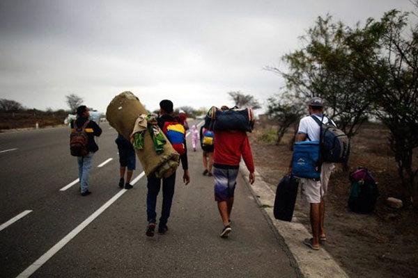 requisitos salir de venezuela