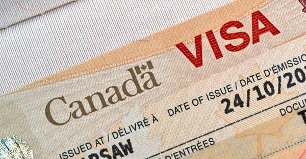 requisitos solicitar visa canadiense
