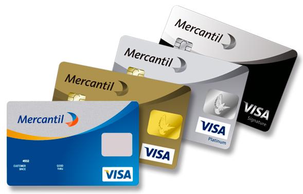 Requisitos para tarjeta de crédito Mercantil