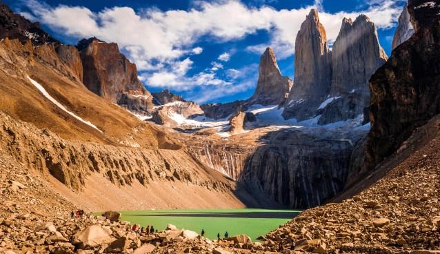 Chile + cerca. Turismo uruguayo luego de la firma del TLC | Hills ...