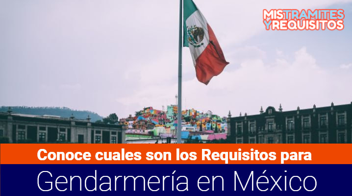 Conoce cuales son los Requisitos para Gendarmería en México