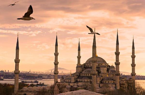 viajar a Turquía desde República Dominicana