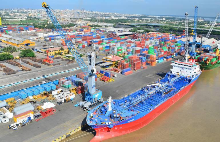 Exportaciones: 22 toneladas de naranja salen del Puerto de ...