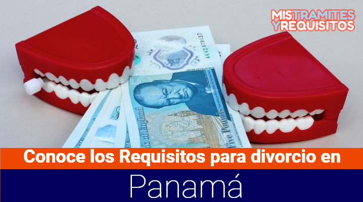 Requisitos para divorcio en Panamá