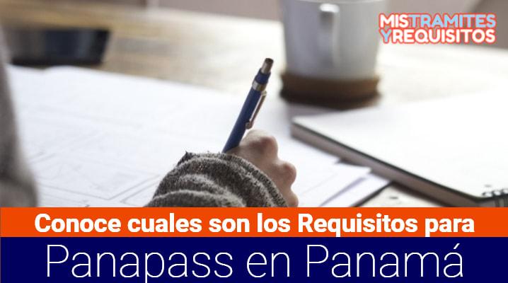 Conoce cuales son los Requisitos para Panapass en Panamá