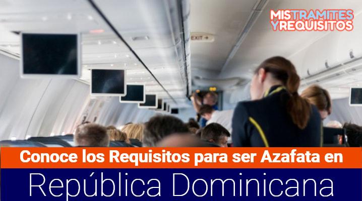 Requisitos para ser azafata en República Dominicana