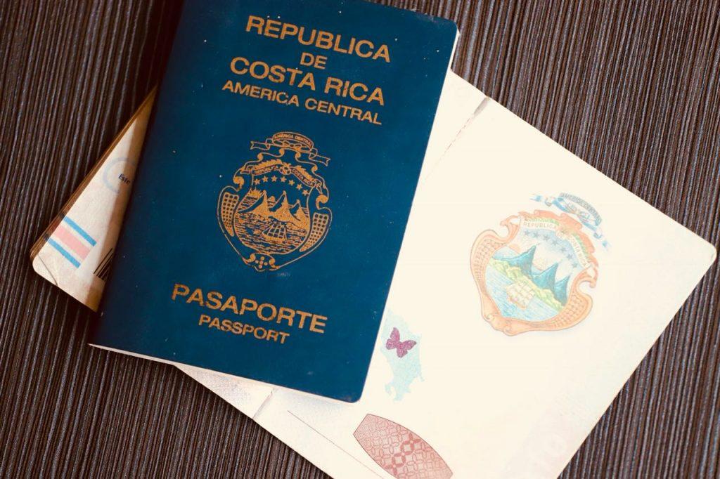 Sabes cuál es la posición de Costa Rica entre los pasaportes más ...