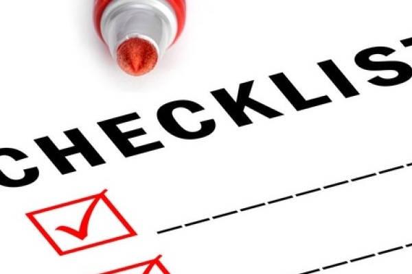 Requisitos para Firma Digital Costa Rica checklist