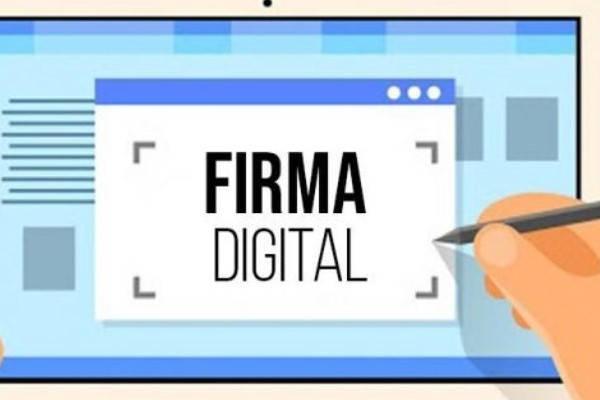 Requisitos para Firma Digital Costa Rica hombre firmando
