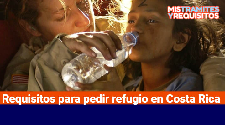 Requisitos para pedir refugio en Costa Rica