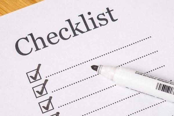 Requisitos para pedir refugio en Costa Rica checklist