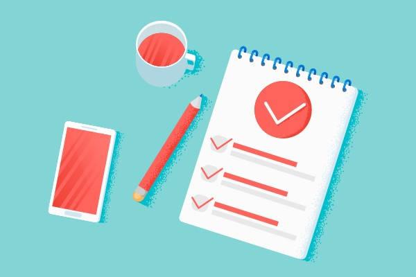 Requisitos para renovar la licencia checklist