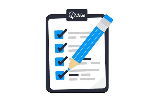 Requisitos para sacar pasaporte checklist