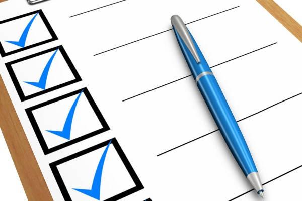 Requisitos para ser Alcalde en Panamá checklist