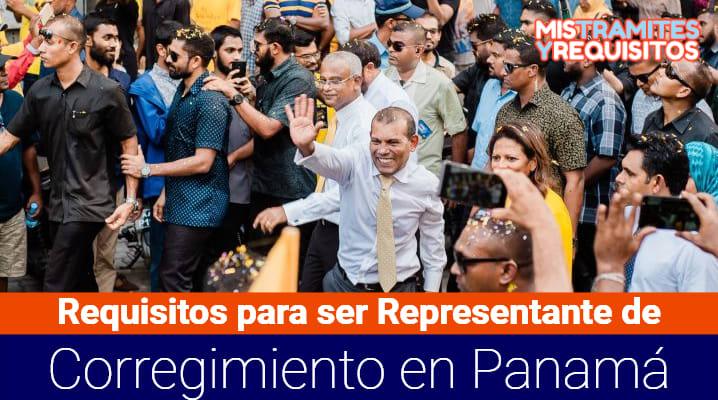 Requisitos para ser Representante de Corregimiento en Panamá