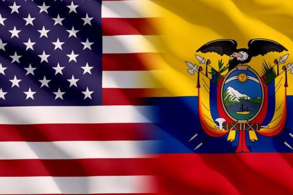 Requisitos para visa a Estados Unidos desde Ecuador banderas