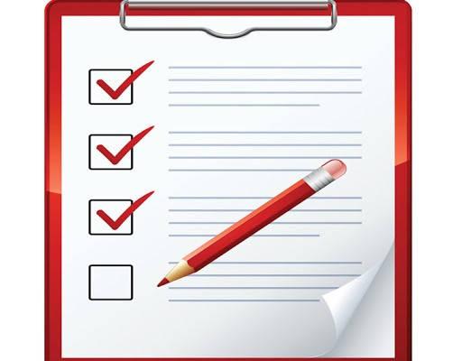 Requisitos para visa a Estados Unidos desde Ecuador checklist