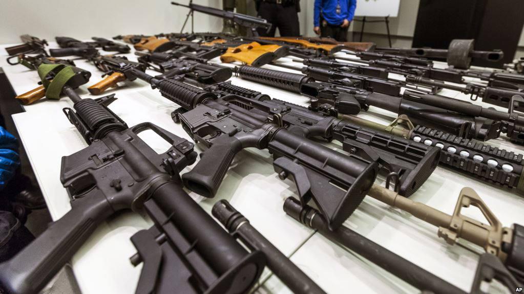 Según estudio, en el mundo existen más de 1.000 millones de armas ...