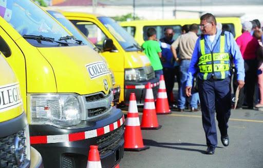 Requisitos para Bus Colegial Panamá