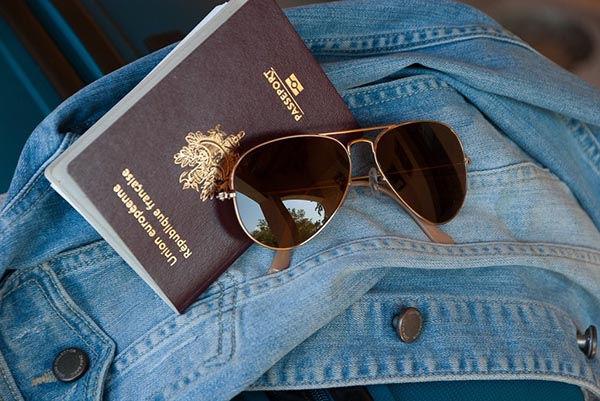 sacar pasaporte