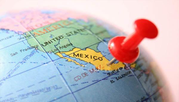 viajar a mexico