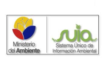 Certificado de no afectación Ministerio del Ambiente SUIA
