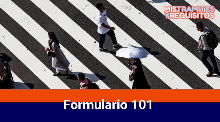 Conoce como presentar el Formulario 101 del SRI