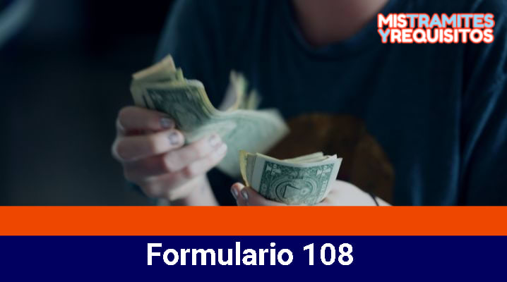 Conoce como llenar el Formulario 108 Impuesto a las Herencias, Legados y Donaciones