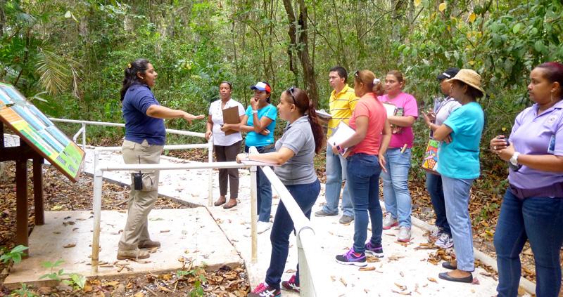 Celebramos los 30 años del Parque Natural Metropolitano de Panamá, miembro activo de la UICN