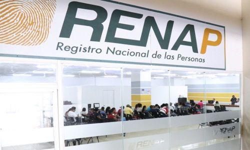 ¿Qué es el RENAP?