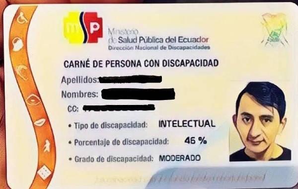 Requisitos para carnet de discapacidad carnet