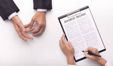Requisitos para divorcio información