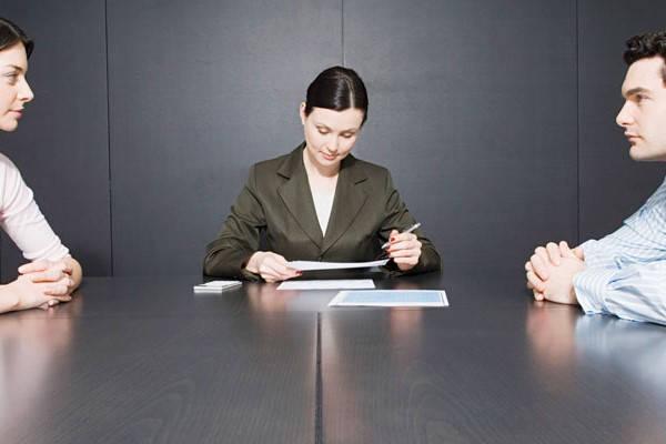Requisitos para divorcio viéndose