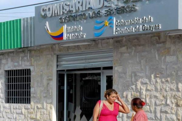Requisitos para limpiar el record policial Ecuador comisaría