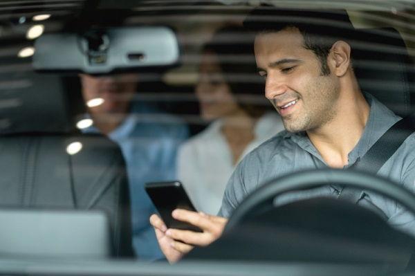 Uber socio conductor
