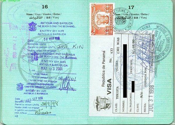 Requisitos para viajar a Panamá desde El Salvador