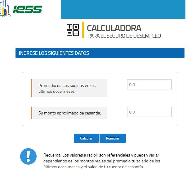 CEAV – Solicitar el seguro de desempleo del IESS en Ecuador 2020 – calculadora seguro de desempleo iess.gob.ec