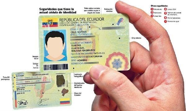 Requisitos para cédula ecuatoriana