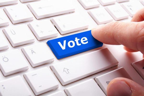 certificado votacion