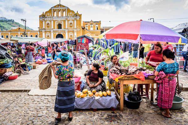 como viajar a guatemala