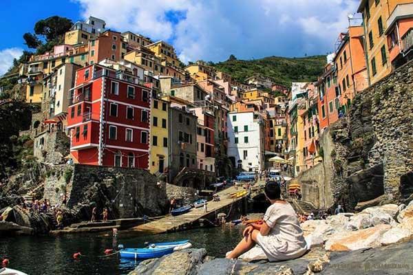 como viajar a italia
