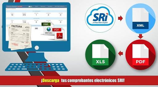 Como Descargar Facturas Electrónicas del SRI - Pasos para descargar xml y pdf - Foros Ecuador