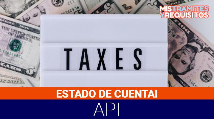 Estado de Cuenta Api: Cómo consultar Estado de Cuenta API, requisitos para la consulta y cómo imprimirlo