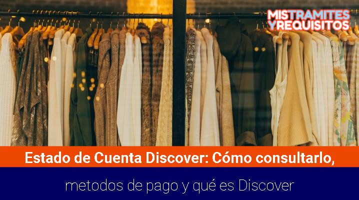 Estado de Cuenta Discover