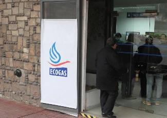 Estado de Cuenta Ecogas sucursal