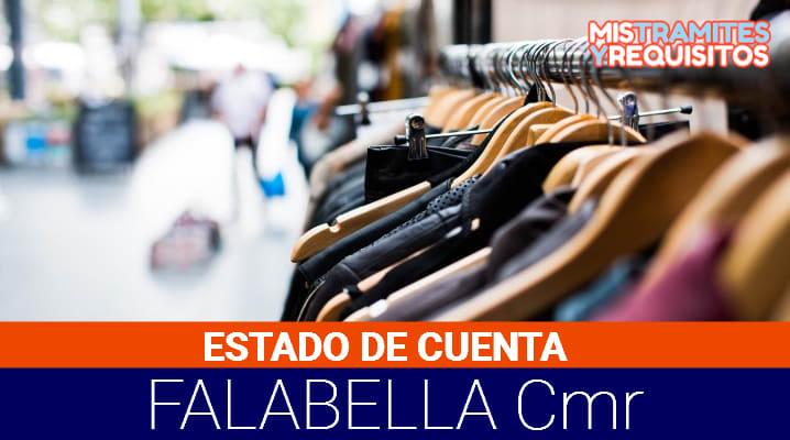 Estado de Cuenta Falabella Cmr:  Cómo consultar Estado de Cuenta Falabella vía Internet, por correo electrónico y vía telefónica