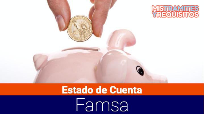 Estado de Cuenta Famsa: Cómo consultar, imprimir y qué es Famsa